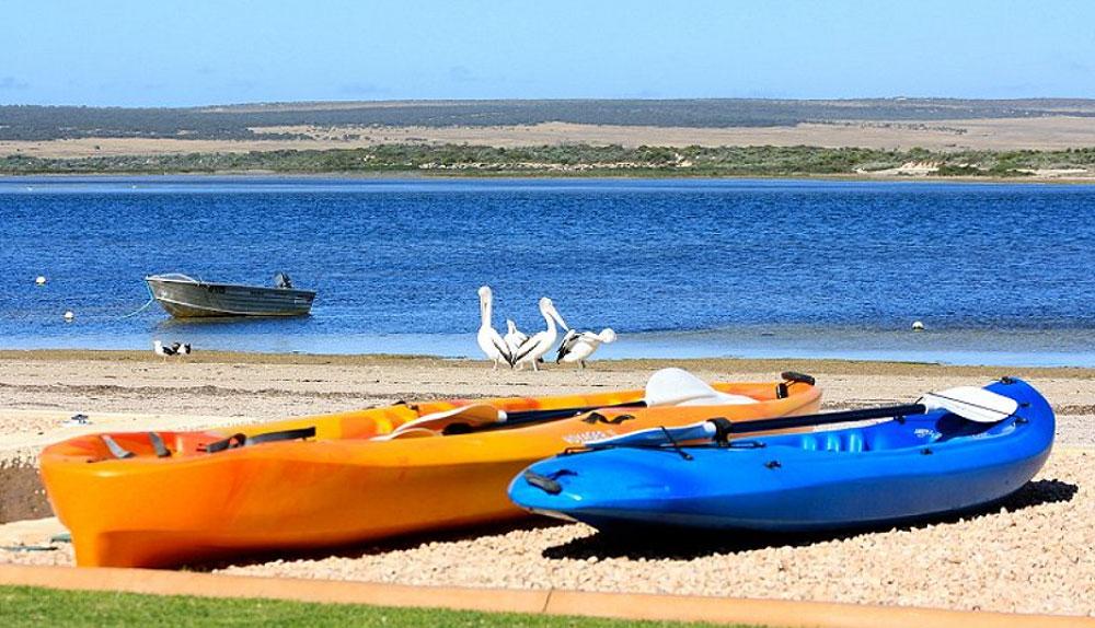 Baird Bay Ocean Eco Experience Accommodation Holiday home Eyre Peninsula South Australia